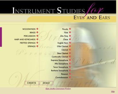 instrumentstudies